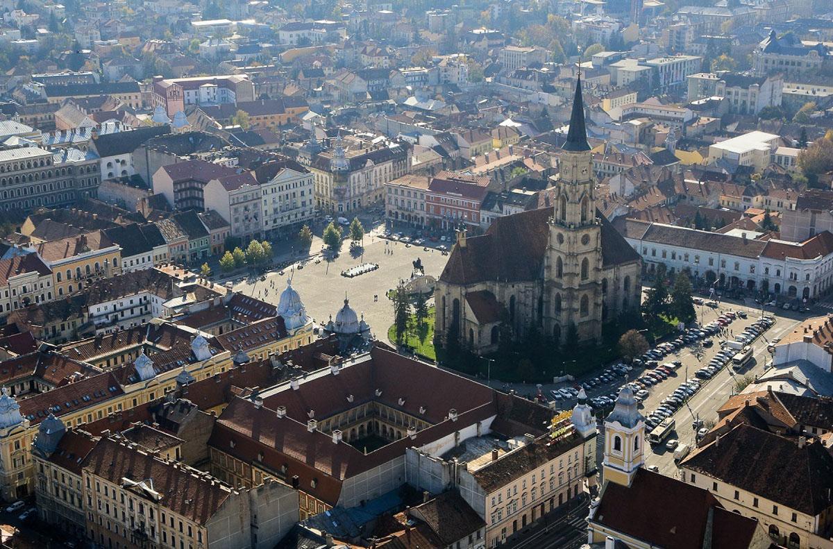 9_Cluj aerial